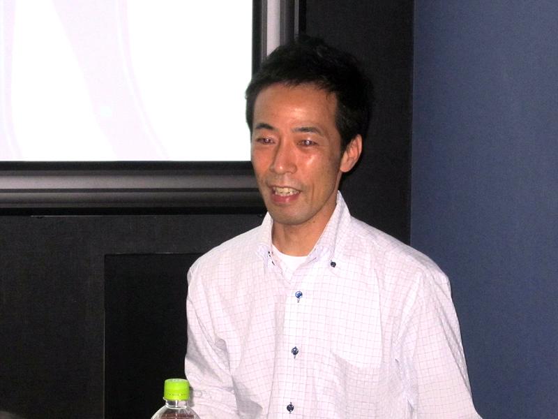 大和ハウス 技術本部総合技術研究所ICT研究グループ主任研究員 吉田博之氏