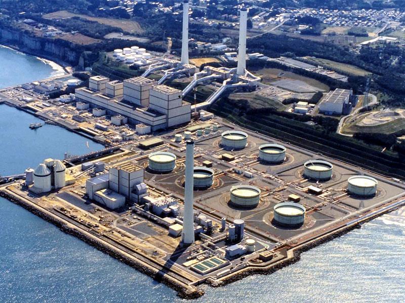 広野火力発電所(資料写真)