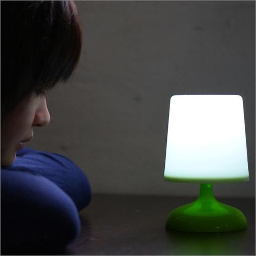 ライト使用時