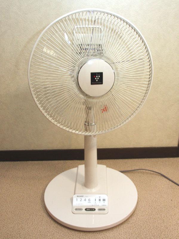 シャープ「プラズマクラスター扇風機 PJ-A3CLL-W」