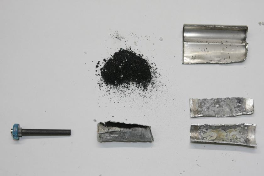 NOPOPOを構成する部品と物質