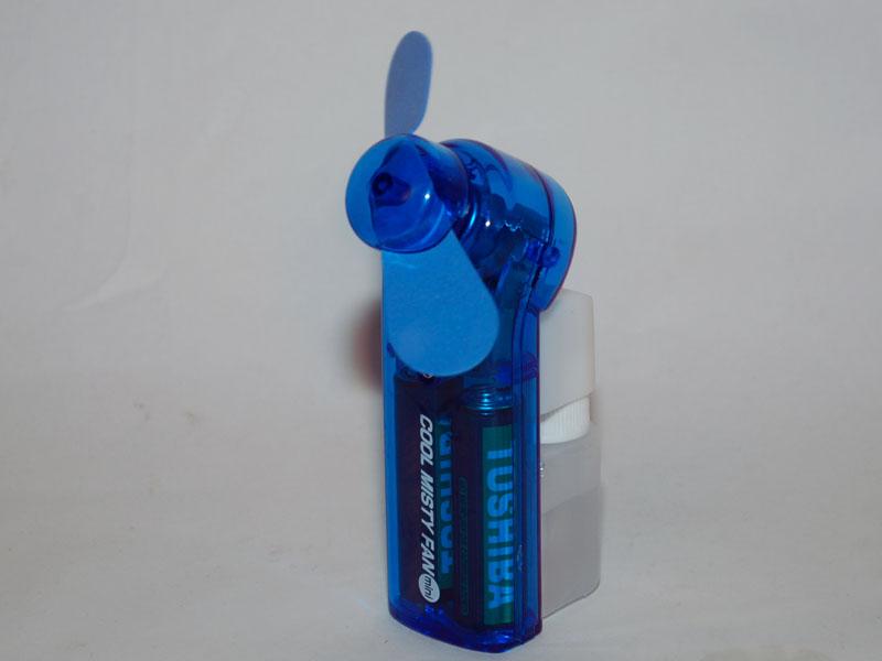 電池と水を入れ、これで万全の状態