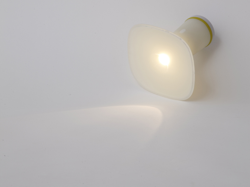 1灯のみが点灯する「トーチライトモード」