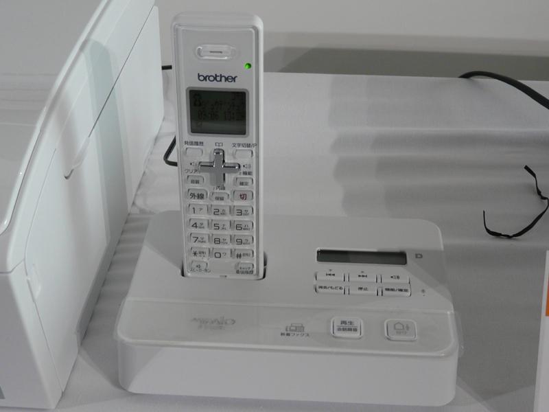 無線LANおよび無線FAX機能を搭載した「MFC-J855DN」