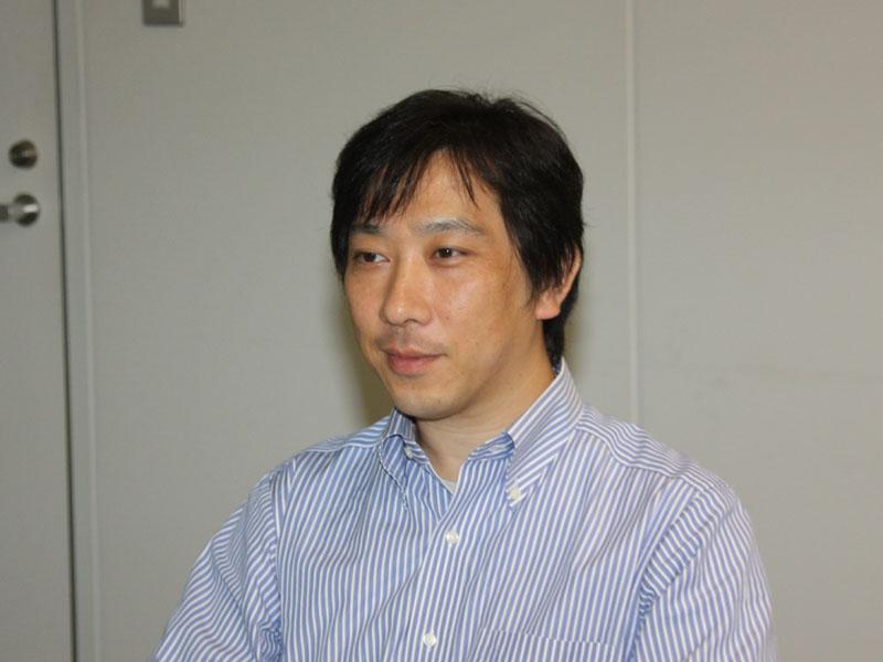 三菱電機 家電製品事業部 クリーナー技術課 課長 岩原明弘氏