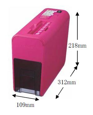 サイズは109×312×218mm(幅×奥行き×高さ)で、置き場所を選ばないという