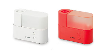 ATD-A080 ホワイト(左)とオレンジ