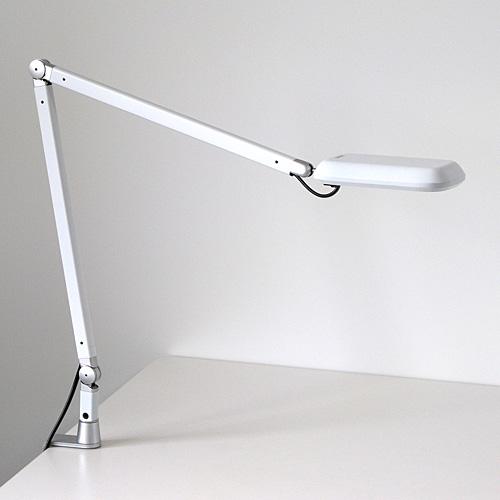 LED TASK LIGHT クランプタイプS7145 ホワイト