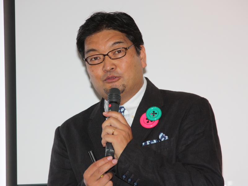 デロンギ・ジャパン マーケティング部 次長 龍造寺昌信氏