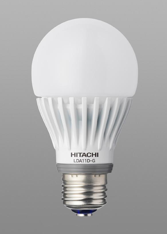 一般電球形(E26口金) 広配光タイプ 全般配光形