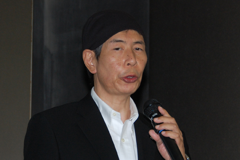 象印マホービン広報担当部長小田恒敬氏