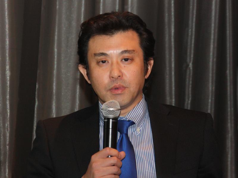 アドレンズ・ジャパン 中島義展 代表取締役社長