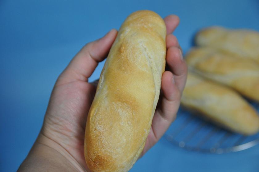 手に持てる小さな食べきりサイズ