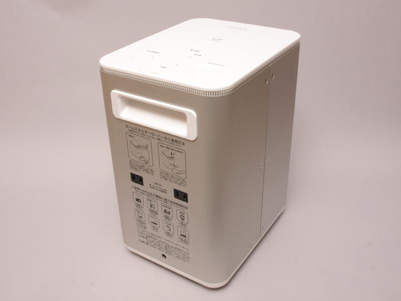 ソニーの「ホームエネルギーサーバー CP-S300」