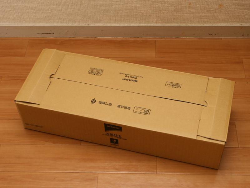製品パッケージ