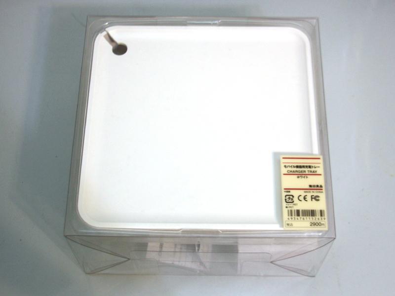 本体パッケージ。製造管理元はハンファ・ジャパンと記されていた