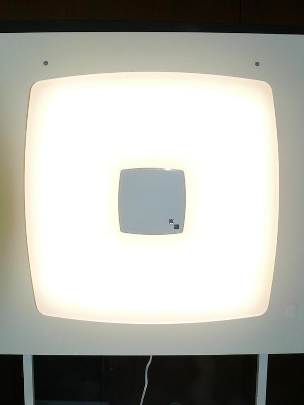 業界No.1の省エネ性能を誇る、14畳までの広さに対応する明るさのDL-C603V