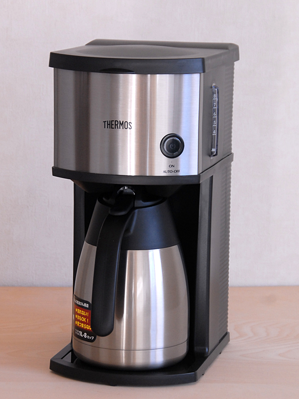 真空断熱ポット コーヒーメーカーECE-1001