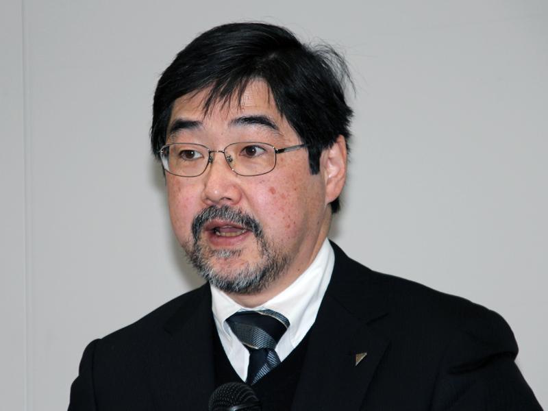 ダイキン工業株式会社 環境技術研究所 主席研究員 医学博士 新井潤一郎氏