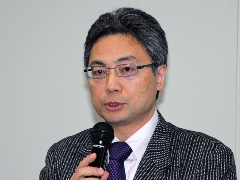 京都大学大学院工学研究科の高野裕久教授
