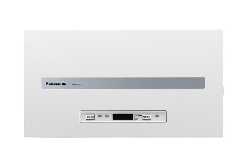 集中型パワーコンディショナ4.0kWタイプの「VBPC240A6」