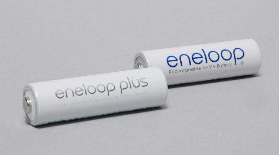 三洋電機「eneloop plus(エネループ プラス)」