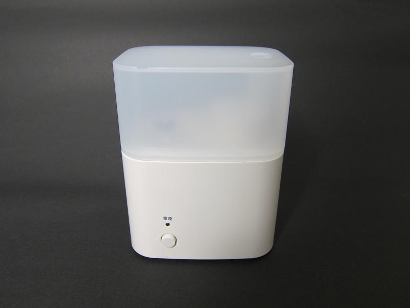 無印良品「コンパクト超音波加湿器 TPK-MJU100」