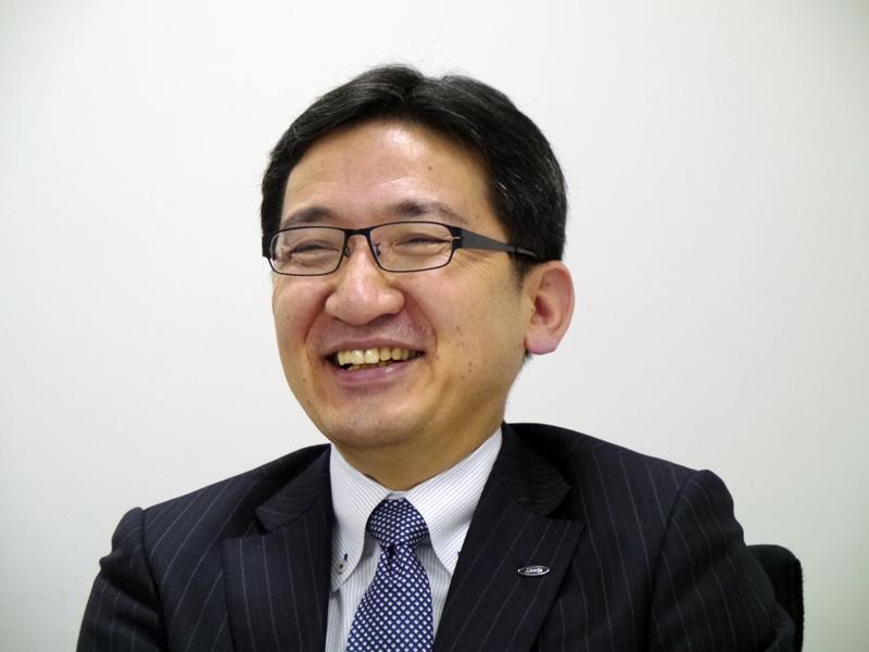 シャープ 健康・環境システム事業本部プラズマクラスター機器事業部 鈴木隆事業部長