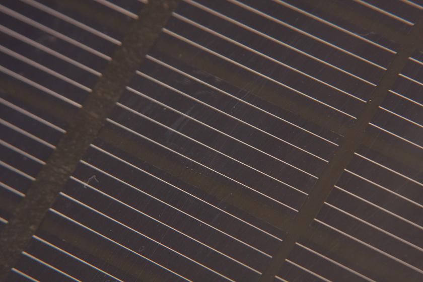 発電効率の高い単結晶シリコンを使っているGUIDE10PLUSシリーズ