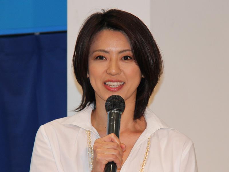 司会を務めたフリーアナウンサーの進藤晶子さん。「5歳の娘がホームスタースパを使って、星空に驚いています」