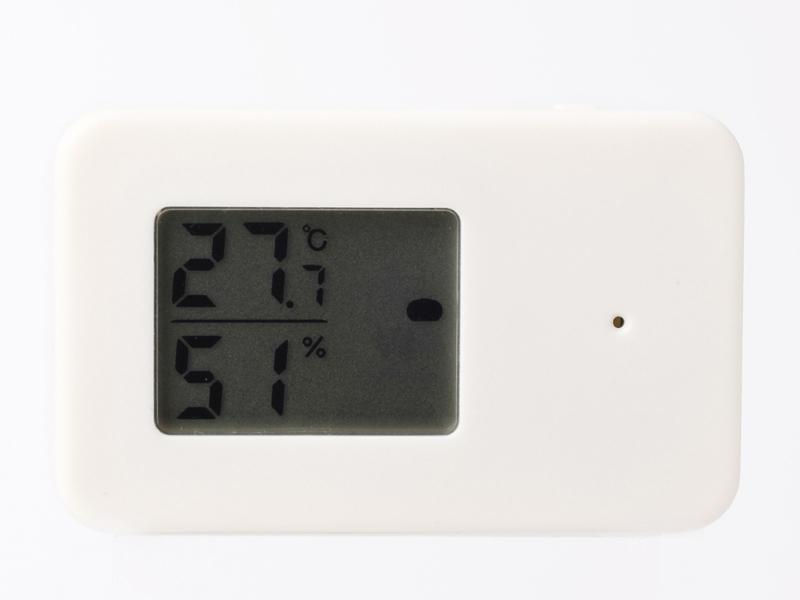 携帯用温湿度計 OC246W