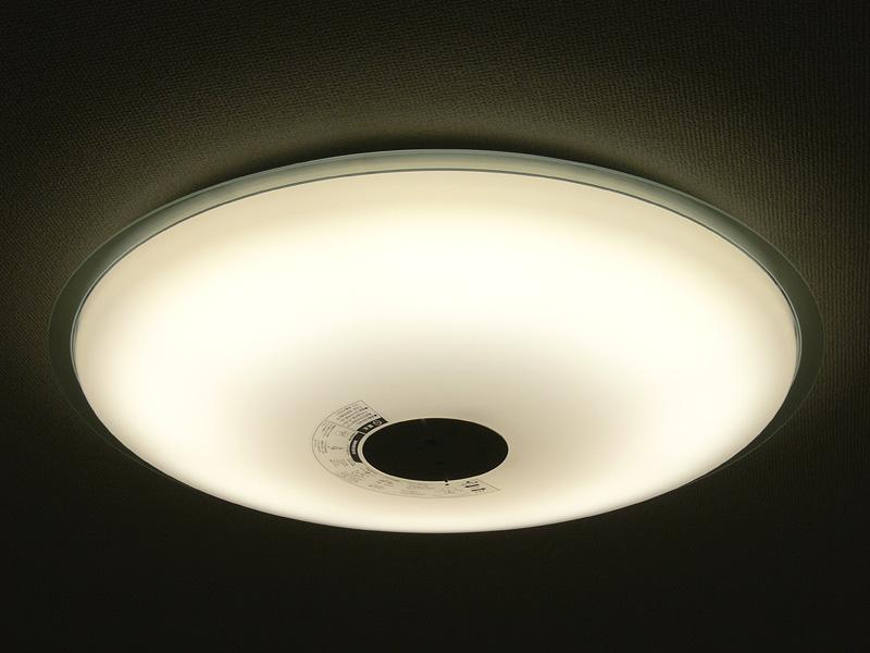 アイリスオーヤマ 「ECOLUX LEDシーリングライト CL12DL-CSL1」(~12畳用)