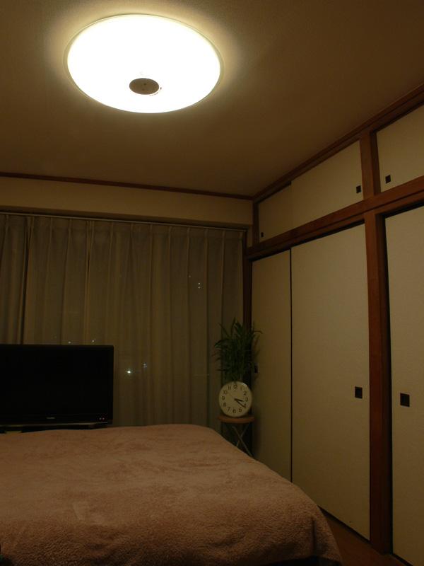 好みの組み合わせが記憶されていれば、「メモリ点灯」を押せば、ダイレクトに好きな組み合わせの灯りで点灯する