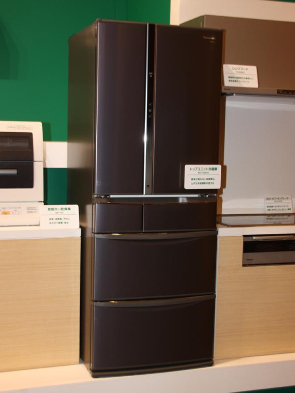 トップユニット冷蔵庫 NR-F556XV