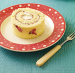 ABCクッキングスタジオによる桜のロールケーキ