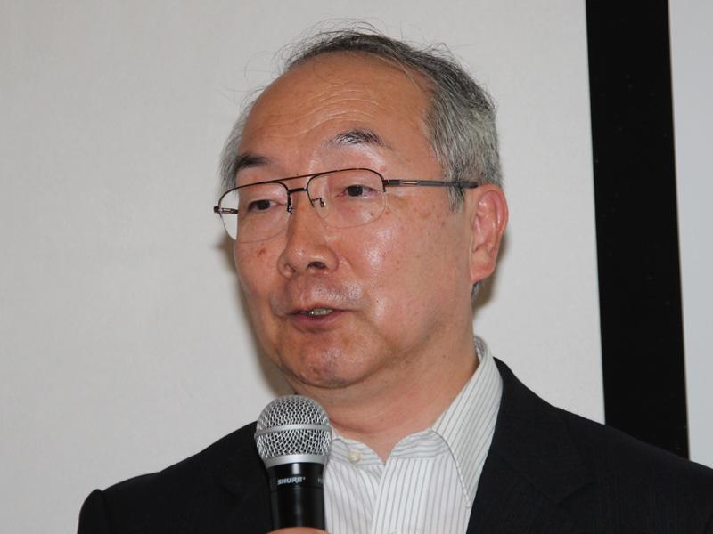 新潟大学 農学部 応用生物化学科 教授・農学博士の大坪研一氏