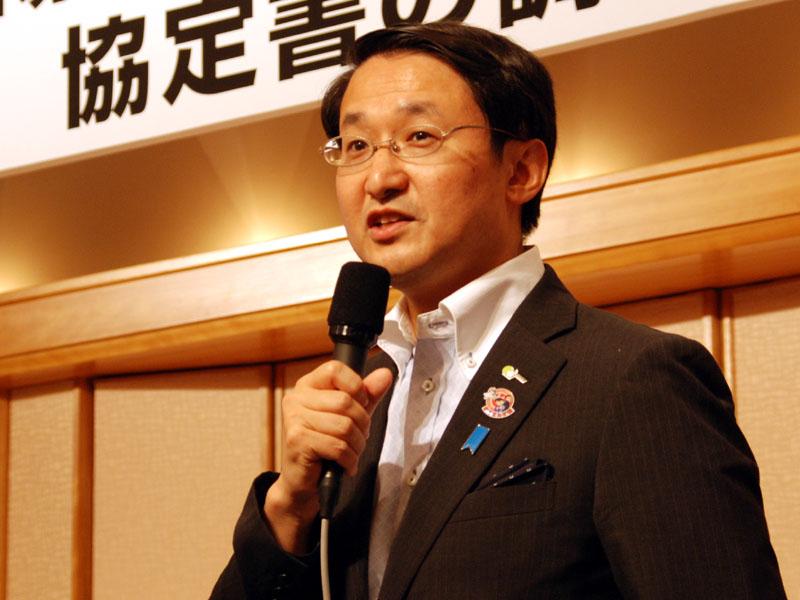 平井鳥取県知事