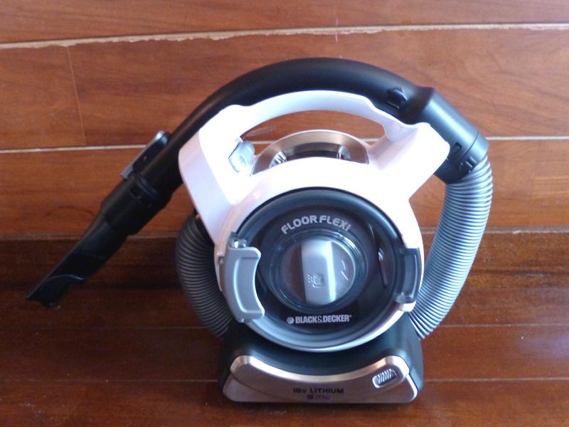 ブラック&デッカー「FLOOR FLEXI PD1800LI」