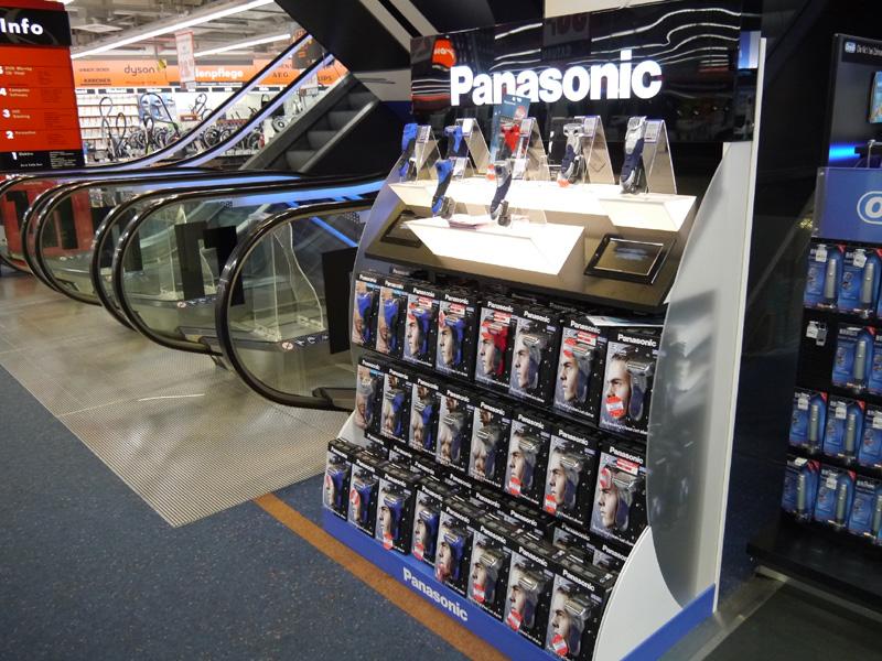 ドイツ国内の量販店でも、理美容製品の販売を本格化させる