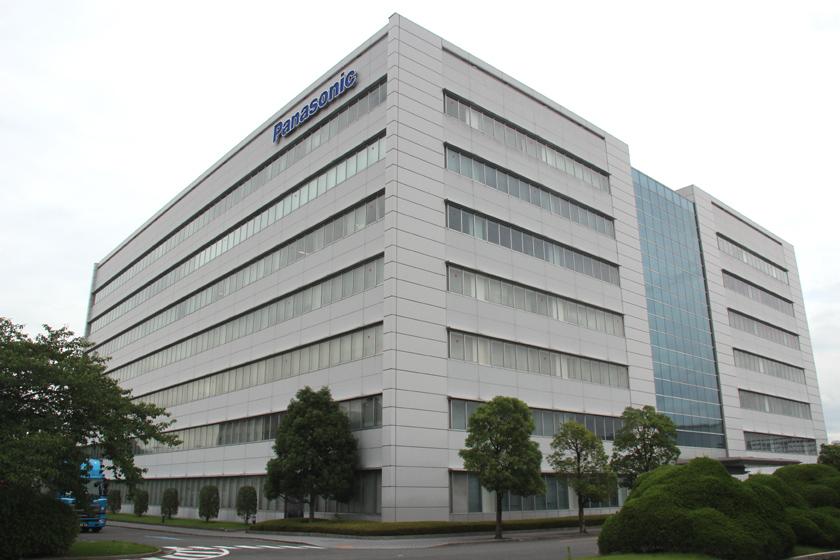 パナソニックグループの照明部門を担う、大阪のパナソニック エコソリューションズ社 高槻拠点。JR摂津富田駅からすぐ
