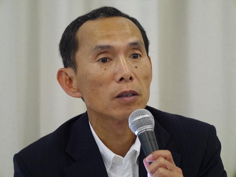 三井ホーム技術研究所・坂部芳平所長