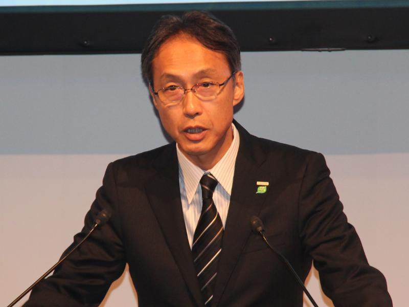 パナソニック エコソリューションズ社 竹安聡副社長