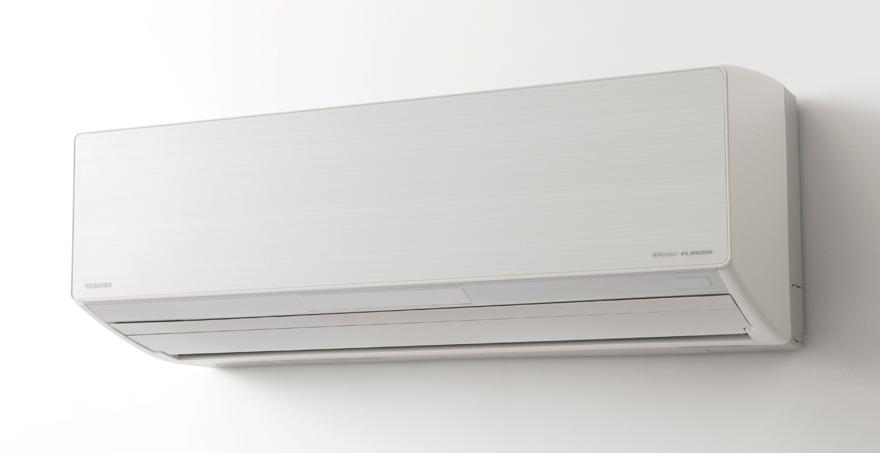 グッドデザイン大賞の候補となる「グッドデザイン・ベスト100」に選ばれた、東芝のエアコン「大清快VOiCE EDRシリーズ」