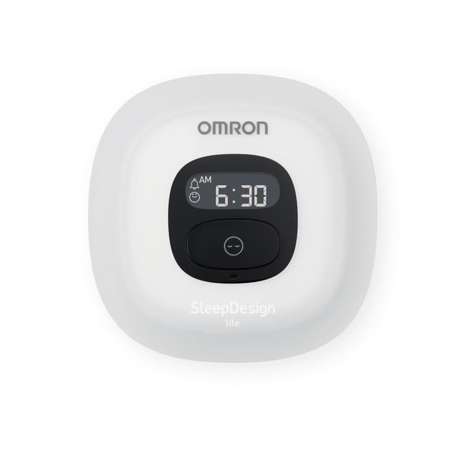 オムロンヘルスケアの睡眠計「ねむり時間計 HSL-001」