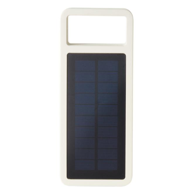 無印良品のソーラー充電器・LEDライト付」