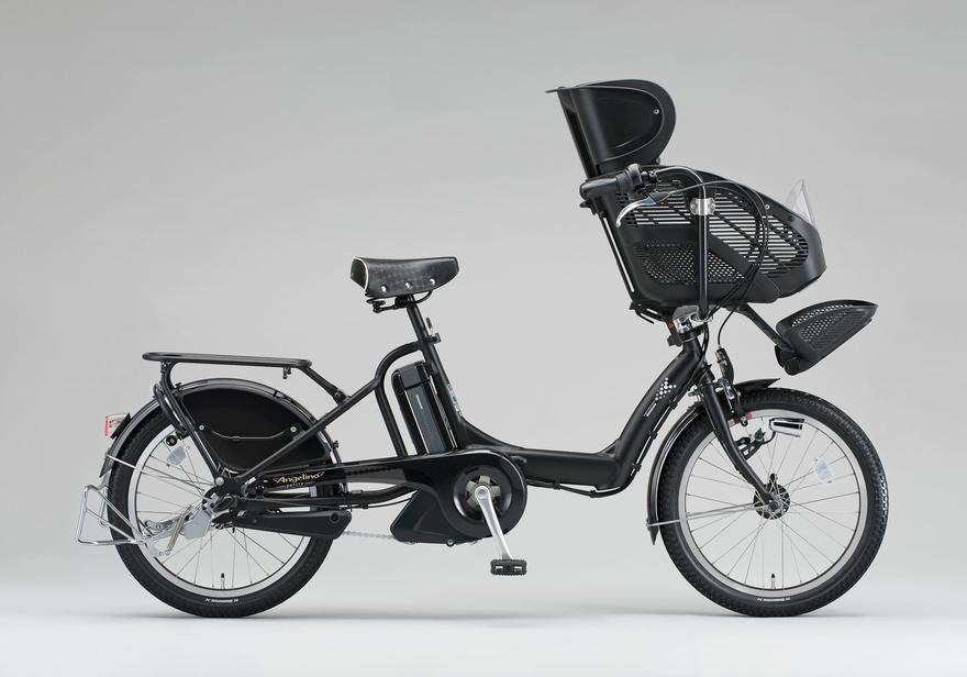 ブリヂストンサイクルの電動アシスト自転車「アンジェリーノ プティット」