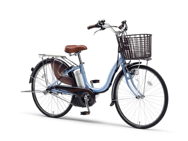 ヤマハの電動アシスト自転車の広告表示に、バッテリー性能に誤認を与える表現があったという。写真は「PAS ナチュラ T」。