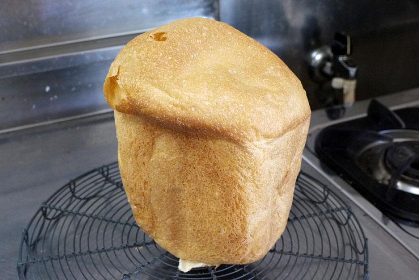 小麦粉が多すぎだとすぐ分かる