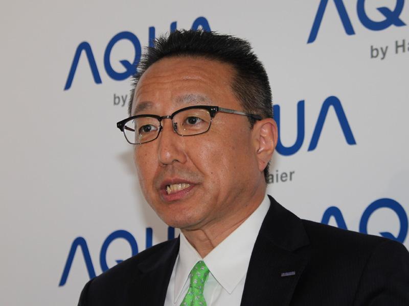 中川喜之代表執行取締役社長