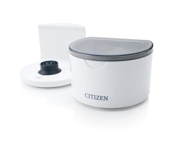 洗浄槽は着脱式。追加で購入することで、家族間や用途別に使い分けられる